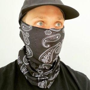 Multi-functional Headwear/Fashionable Face Shields